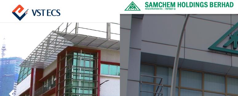 两家刚出财报,估值不贵且股息不错的公司:VSTECS & SAMCHEM